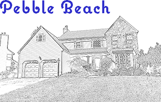 The Pebble Beach, one of the models in Hunter's Ridge in Roxbury Twp.